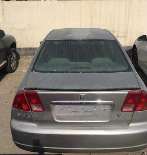 Honda Civic 2004  parts for sale