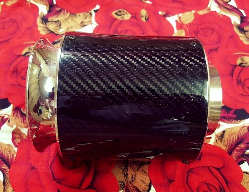 CARBON FIBRE INTAKE FILTER