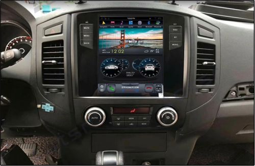 Pajero Android Touchscreen