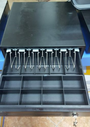 Cash Drawer with Electronic Lock