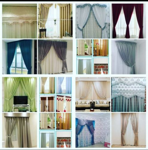 Curtains American system