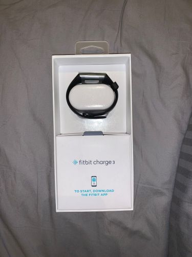 Fitbit Charge 3 perfect condition