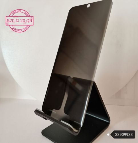 S20 privacy screen protector