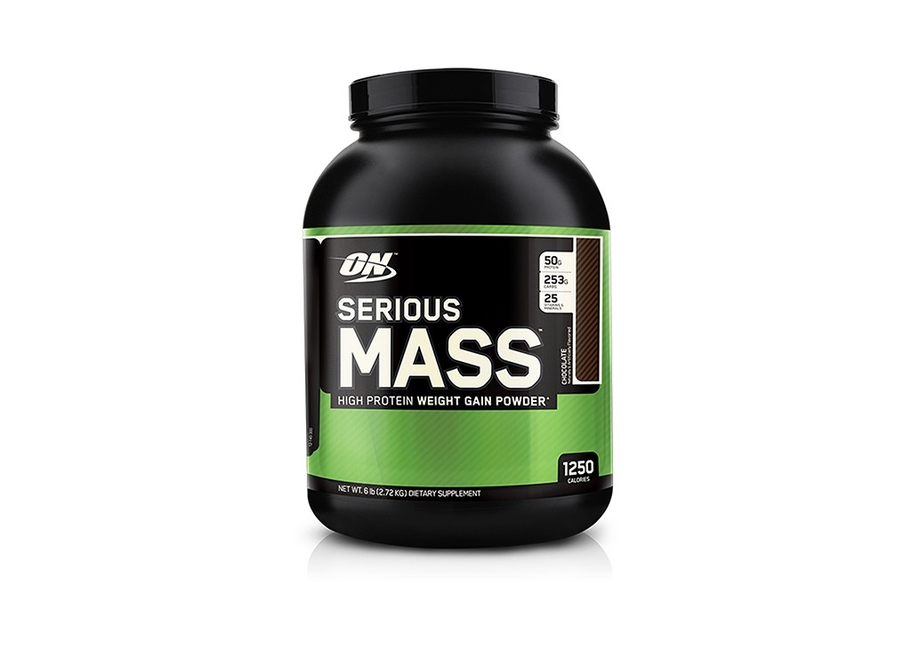 Serious Mass Protien SEALED, NEW