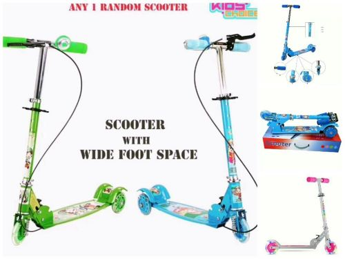 Scooter kids