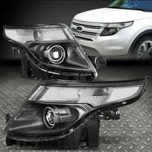 head and tail lamps / lights