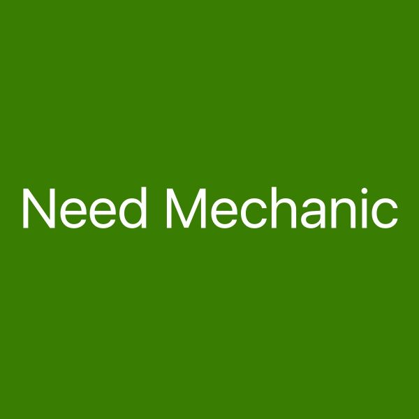 Need Experience Auto Mechanic