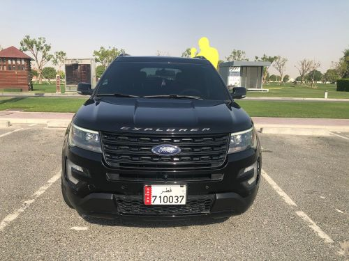 Ford Explorer Sport final price