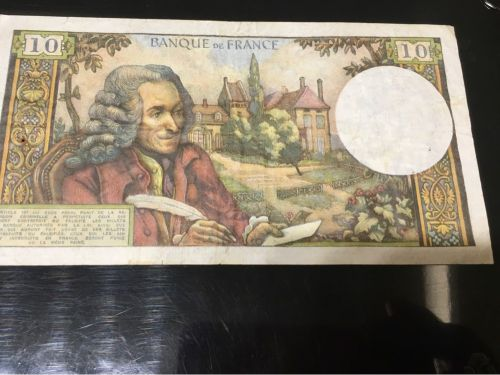 Old French francs