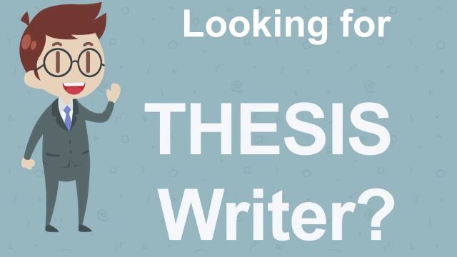 THESIS,RESEARCH ARTICLES  WRITER