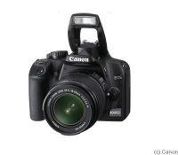 Canon EOS 1000D camera