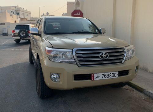 Land cruiser VXR for Sale