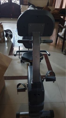Barely used exercising bicycle