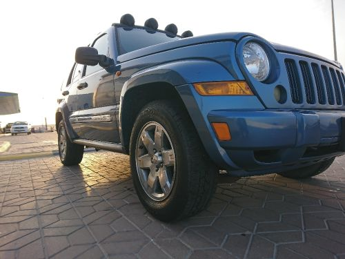 FOR SALE JEEP LIBERTY 2006 LIMIT