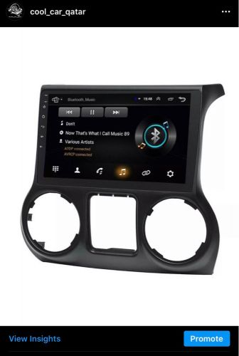 Jeep Wrangler android screen١١-17