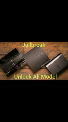 Jailbreak ps3 with 10 games