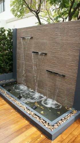 Build your Fountains