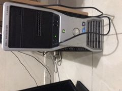 dell pc With monitor