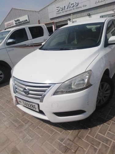 Nissan centra 2015 good quality
