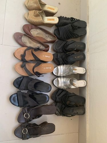 Shoes size39 and 40