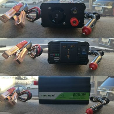 car inverter 12 volts