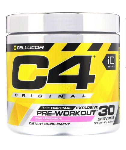 c4 pre work out for more energy