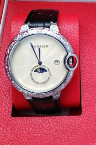Cartier  Designed Watch For Sale