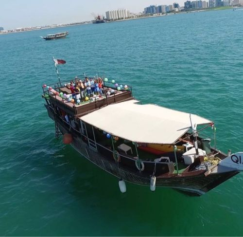 Dhow Renting