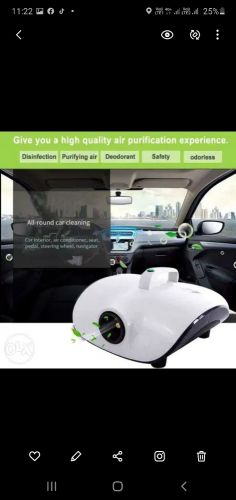 Car sterilizer
