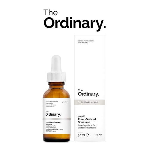 The ordinary 100%  Plant-Derived
