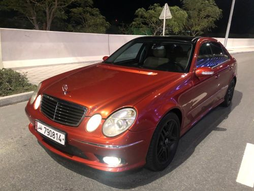 E55 v8 komp full low mileage