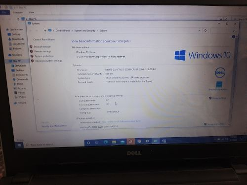i5 laptop personal used