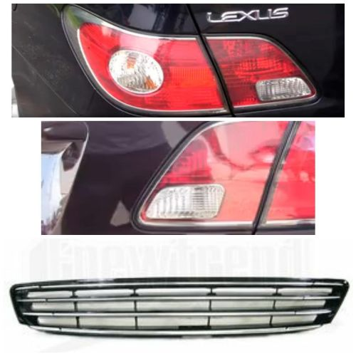 Lexus Es300 break lights