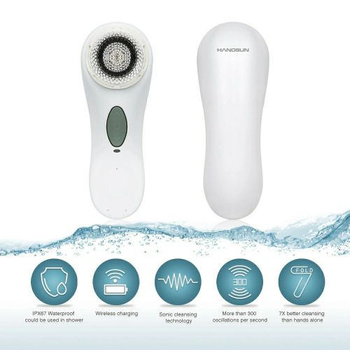 Electric Brush for face cleaning