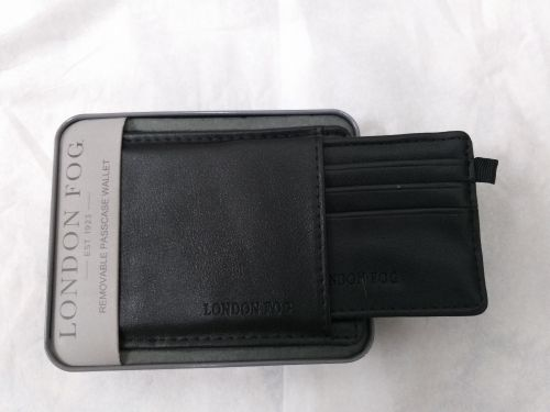 LONDON FOG - New leather Wallet