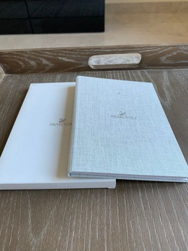 Swarovski notebook diamond