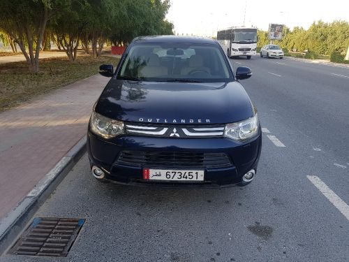 mitsubishi outlander 2014 full option