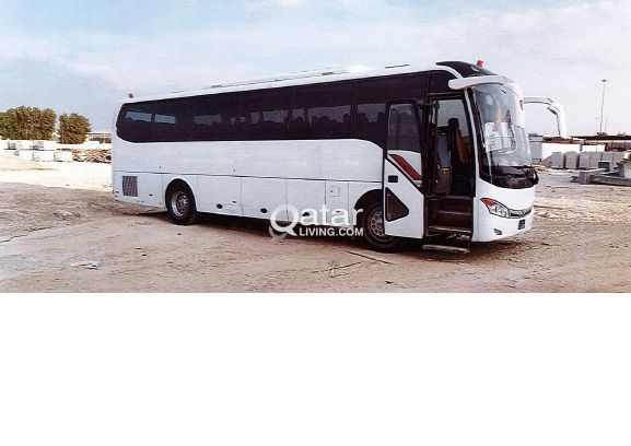 4 King Long Buses For Sale