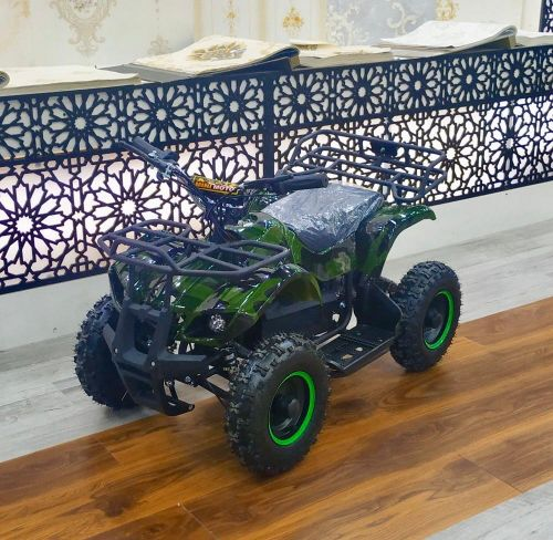 4 wheel electric scooter
