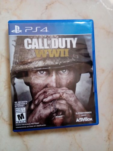 Call Of Duty WW2 for sale for PS4!!