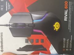 Steelseries rival 600 gamingmouse