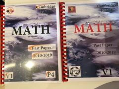 IGCSE Math past papers