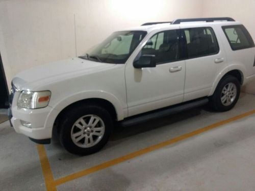 ford explorer 2010 low mileage