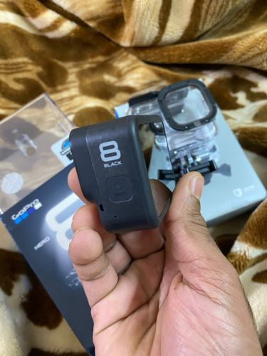 GOPRO 8 AND OG PROTECTIVE HOUSING
