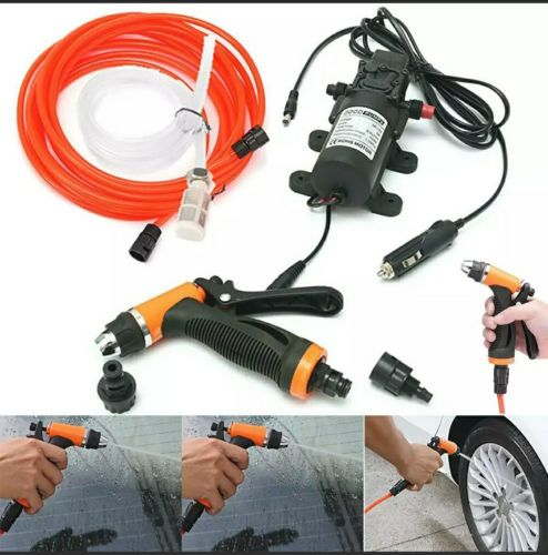 high pressure car kit washer