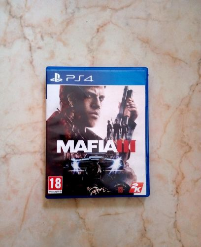 Mafia 3 open world game for sale for PS4!!