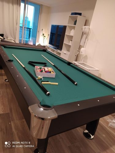 Pool table available