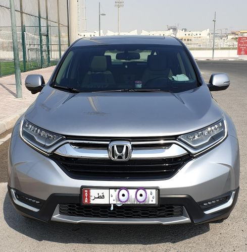 Honda CR-V Ex Model 2018 Full option