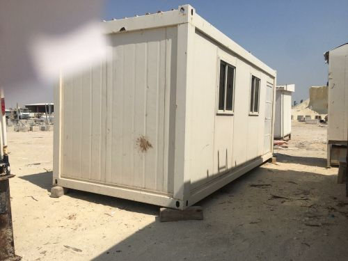 6m/2.4m  modular cabin for sale