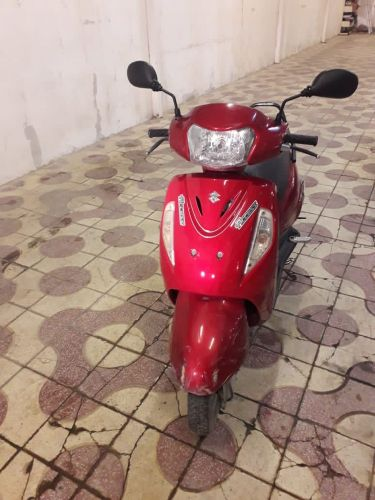 Suzuki access 125 scoter